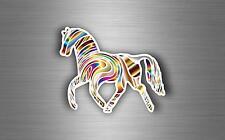 Adesivi adesivo sticker tuning tribale tribali auto moto jdm cavallo rainbow