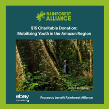 $15 Charitable Donation For: Mobilizing Youth in the Amazon Region