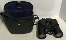 Manon A-6943 10X50 Binoculars Field 5.5 Coated Optics Sold As Seen On Pictures