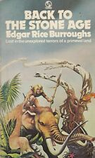 Back to the Stone Age - Edgar Rice Burroughs - Tandem - Acceptable - Paperback