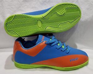 Youth SOCCER futbol shoes Vizari Vigo INDOOR New In Box
