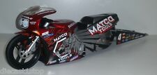 1:9th Scale Racing Champions Craig Treble 2004 Suzuki Pro Stock Drag Bike SIGNED