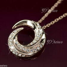 Swarovski Rose Gold Filled Fashion Necklaces & Pendants