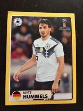 Panini McDonalds Sticker WM 2018 M3 Mats Hummels