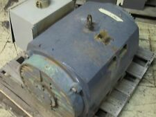 Sterling Motor 350HP 3600RPM 460V 447TS Frame Used