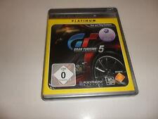 PlayStation 3  PS3  Gran Turismo 5 [Platinum]
