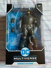 MIP 2021 McFARLANE TOYS DC MULTIVERSE  THE DARK KNIGHT RETURNS ARMORED BATMAN