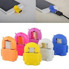 USB OTG Adapter Datenkabel Micro Typ B Stecker auf USB Buchse Typ A Host Kabel!!