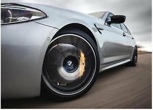 Brand New Genuine BMW Floating Wheel Centre Cap Set - 36122455269