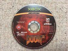 Doom 3 - Microsoft Xbox XB DISK ONLY UK PAL