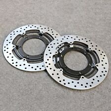 Floating Front Brake Disc Rotor Fit For Motorcycle TRIUMPH Trophy 900 1200 96-03