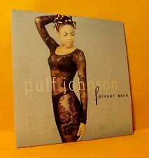 Cardsleeve single CD Puff Johnson Forever More 2 TR 1996 House