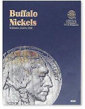 WHITMAN Buffalo Nickel 1913-1938 Folder Album #9008