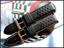 20mm GT Rally Silicon perfed water-resistant watch band strap IW SUISSE 18 19 22