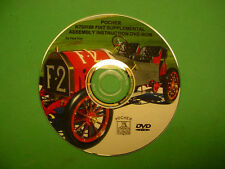 POCHER 1/8 FIAT SUPPLEMENTAL INSTRUCTION DVD-ROM