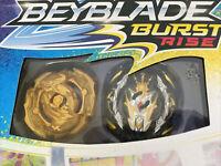 Beyblade Burst Rise Hypersphere Vortex Climb Battle Set w/ 2 Blades Dragon Prime