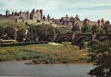 BF13200 parmi les plus beaux monuments carcassonne  france front/back image
