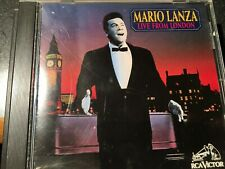 CD Mario Lanza  Live From LONDON