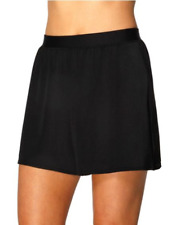 BRAND NEW Miraclesuit Women's Separate SOLID SWIM Shorts Bottom Black 10  $96