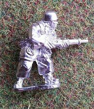 28 mm WW2 GERMAN FALLSCHIRMJAGER AEREO HQ COMANDO UFFICIALE SOTTUFFICIALE D-Day (F)