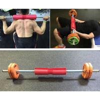 Foam Barbell Squat/Weight Lifting Pad Neck Shoulder Bar Rest Training Tool Great