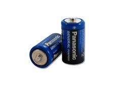 48 x Panasonic Batterien - Baby C Zellen R14 1.5V - Zink-Kohle - C R14 - Neuware