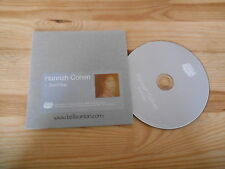 CD Pop Hannah Cohen - Don't Say (1 Song) Promo BELLA UNION cb