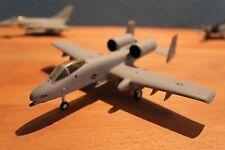 A-10 Thunderbolt II arsenalm 1:87 listo modelo construido y pintado