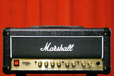 MARSHALL DSL15H  - Röhren-Topteil, 2-Kanal, 15Watt  - Showroom Model