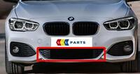 BMW NEW GENUINE 1 F20 F21 15-16 FRONT M SPORT BUMPER CENTER GRILL 8060284