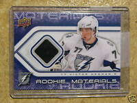 2009-10 UD Serie 2 Rookie Materials VICTOR HEDMAN RM-VH