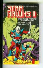 STAR HAWKS II by Gil Kane & Ron Goulart, Ace sci-fi comic strip pulp vintage pb