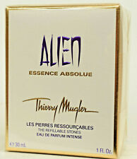 Alien Essence Absolue by Thierry Mugler  Perfume  30ml EDP Spray  NEW SEALED HTF