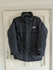 The North Face Boy's Black Goose Down Jacket Size XL