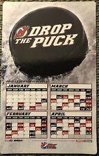 New Jersey Devils Schedule Magnet 2012-2013 Season