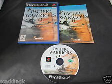 Sony Playstation 2 PS2 Game Pacific Warriors II 2 Boxed with Manual