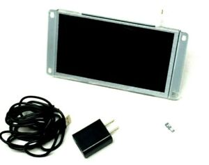 LCD Screen LED Flat Panel Advertising Marketing Media Player Looping 8G Sd Card