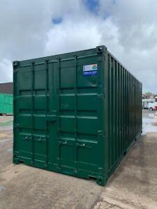 20' x 8' Shipping Container (Scotland Area)