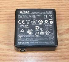 Genuine Nikon (EH-69P) Dark Gray Adapter Charger Block With USB Port **READ**