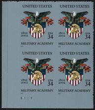 USA Sc. 3560 34c U.S. Military Academy 2002 MNH