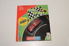 .! MC TOY SPEEDWAY JAGUAR XJS METALLIC MAROON MINT BOXED ON CARD