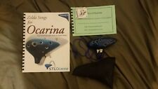 The Legend of Zelda Ocarina of Time Replica (w/Songbook and Other Extras)