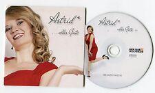 Astrid - cd-PROMO - ALLES GUTE - German-1-Track-CD
