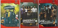 Dhoom 1, 2 & 3 (Hindi DVD) (3 Separate DVDs) (English Subtiles) (Brand New)