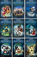 Terry Pratchett Scheibenwelt Pratchetts Scheibenwelt 1- 9 Die Farben der Magie