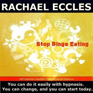 Stop Binge Eating Hypnotherapy Stop Compulsive Eating Self Hypnosis CD