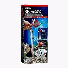 """New listing Fluval Medium/Large """"Powerful"""" Aquarium Gravel Vacuum Cleaner"""
