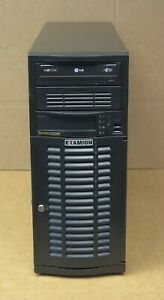 Supermicro SuperChassis CSE-733 2C Pentium G2020 2.9GHz 4GB 4TB HDD Tower Server