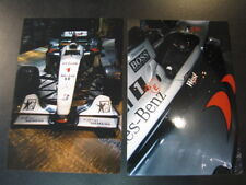Photo West McLaren Mercedes MP4/14 1999 #1 Mika Hakkinen (FIN) 2 photos