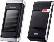 LG Solar Powered Bluetooth SpeakerPhone Car Kit Portable Speaker HFB-500 No Clip